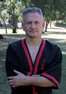 Sifu Carlo Bernardi