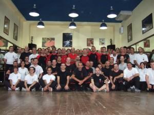 Gruppo AWTA summer camp 2009