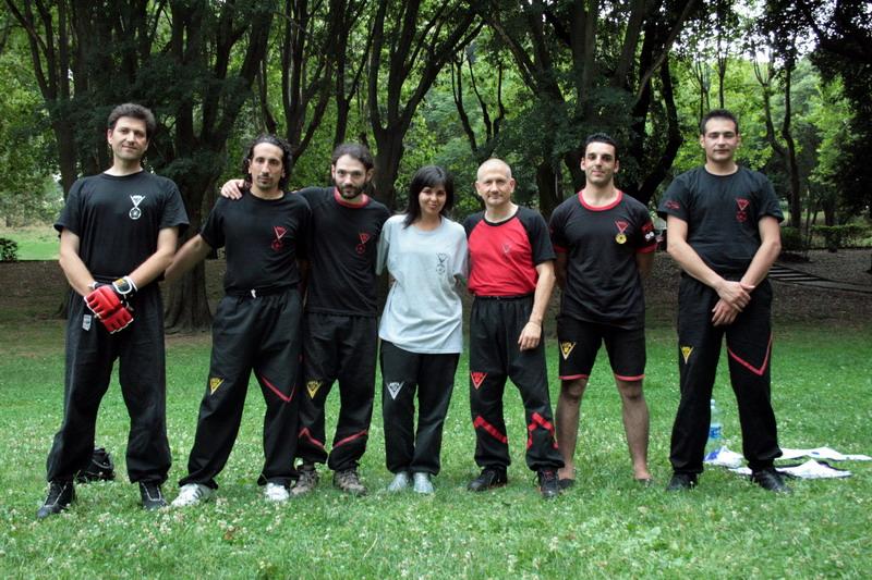 Foto di Rito con il Team Insegnanti ed Istruttori WT
