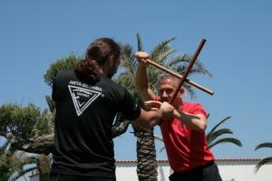 Master Carlo Bernardi e Diego Franceschi in Action